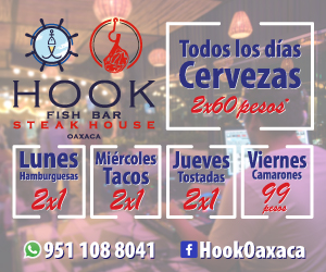 HOOK FISH BAR OAXACA